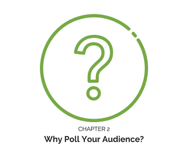 Why Poll Your Audience
