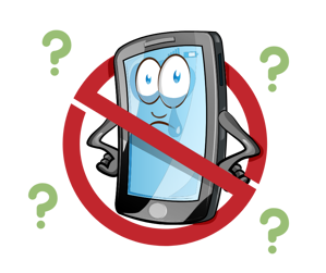 Banning Cell Phones for Meeting Secutiry