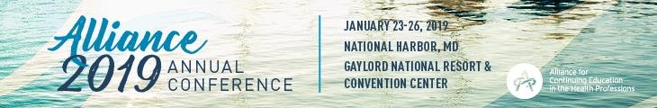 Alliance 2019 Annual Conference Promo