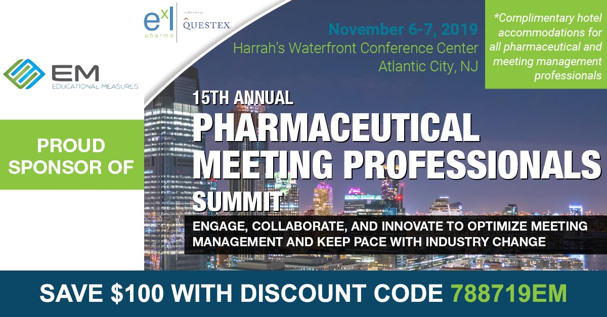 ExL Pharmaceutical Meeting Professionals Summit